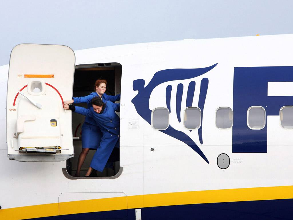 Useless Ryan Air Tarts